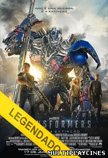 Transformers: A Era da Extinção – Legendado (2014)