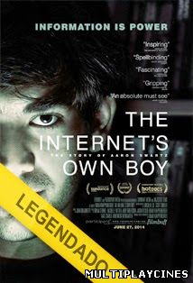 The Internets Own Boy The Story of Aaron Swartz – Legendado (2014)