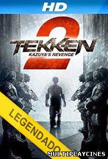 Tekken: A Man Called X – Legendado (2014)