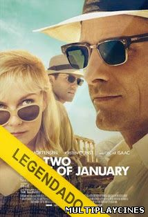 The Two Faces of January – Legendado (2014)