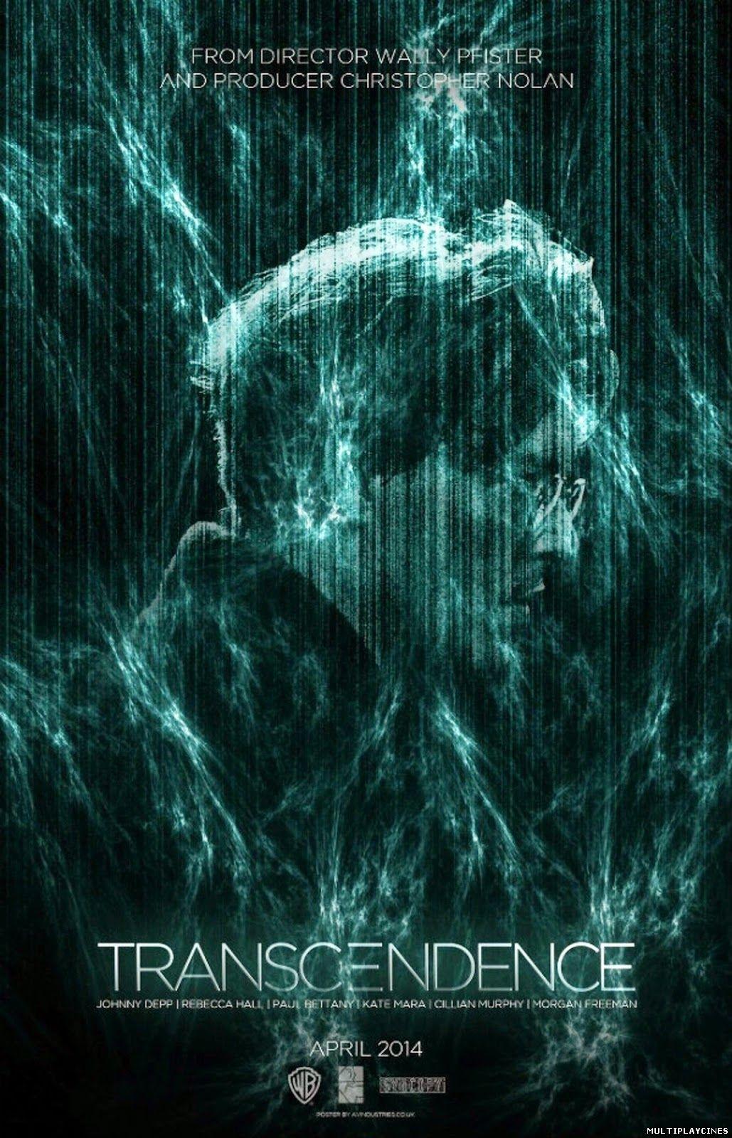 Transcendence: A Revolução -Dublado (2014)