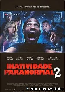Inatividade Paranormal 2 – Dublado (2014)