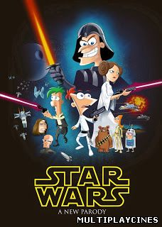 Phineas and Ferb: Star Wars – Dublado (2014)