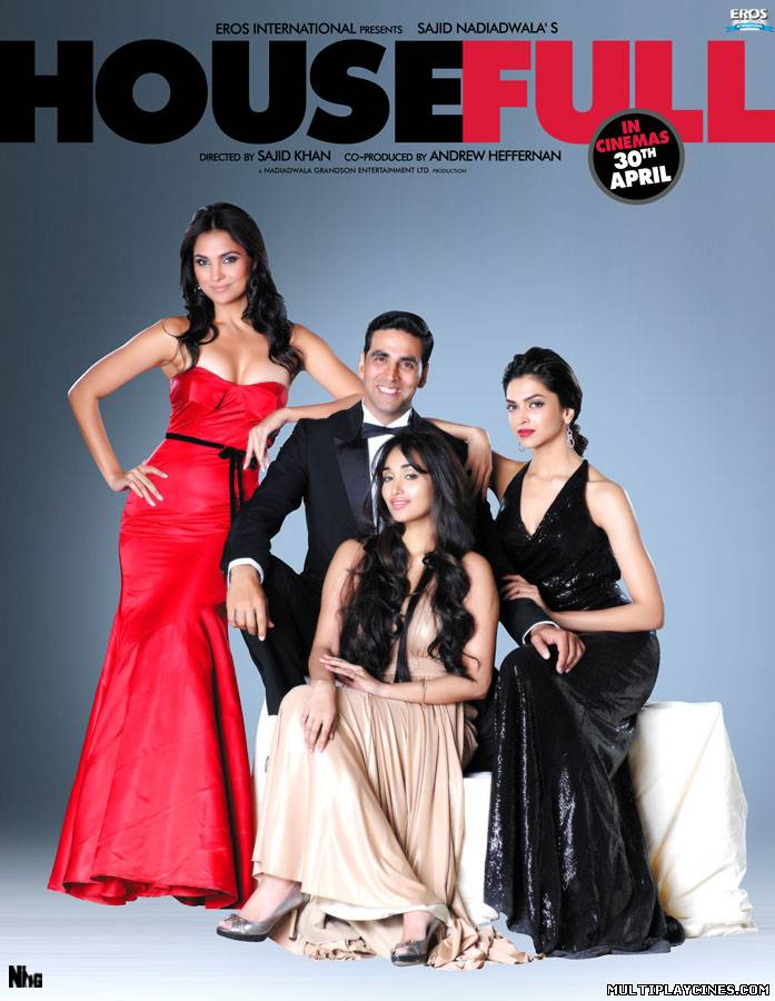 Ver Housefull (2010) - Casa plina Online Gratis