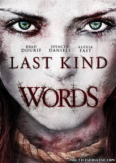 Ver Last Kind Words (2012) Online Gratis