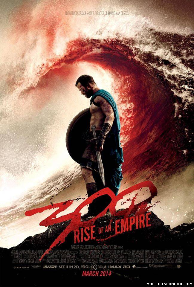 300: El origen de un imperio / 300: Rise of an empire (2014)