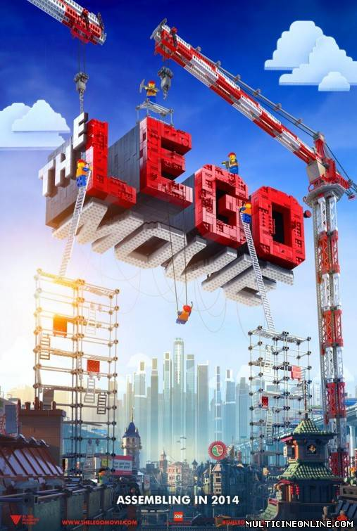 La Lego película / The Lego movie (2014)