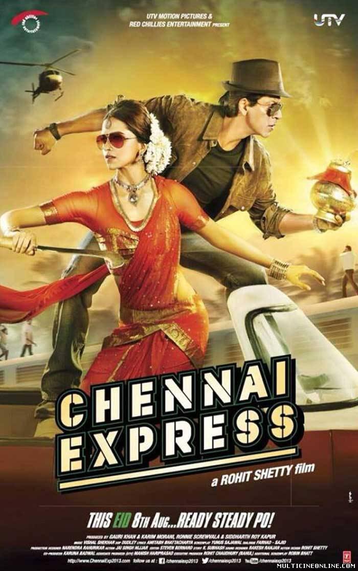 Ver Una travesía de amor (Chennai Express) (2013) Online Gratis
