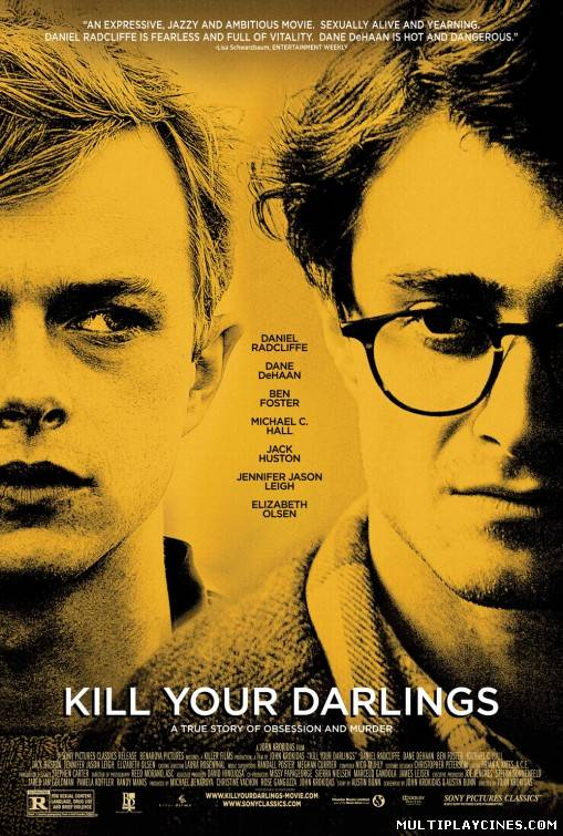 Kill your darlings (2014)