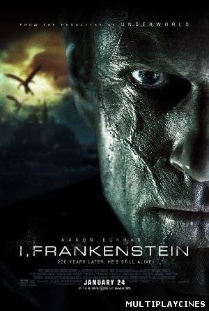Ver Yo, Frankenstein (I, Frankenstein) (2014) Online Gratis