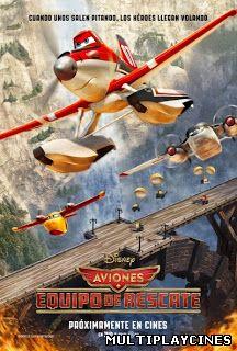 Planes Fire and Rescue (Aviones Equipo de rescate) (2014)