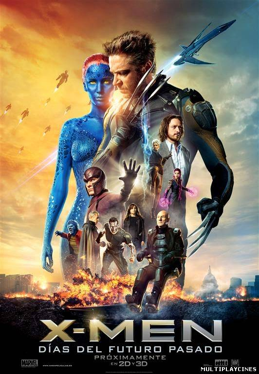 X-Men: Días del futuro pasado (X-Men: Days of future past) (2014)