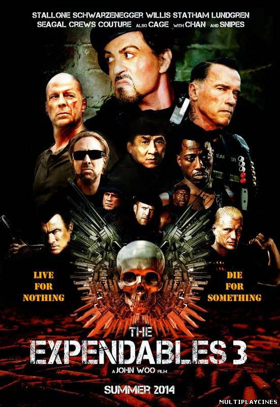 Los mercenarios 3 / The expendables 3 (2014)