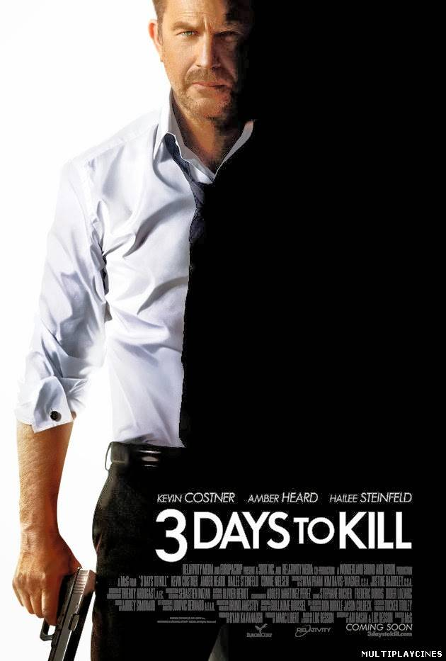 3 days to kill (3 dias para matar) (2014)