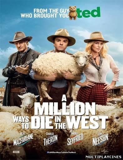 Mil maneras de morder el polvo / A million ways to die in the west (2014)