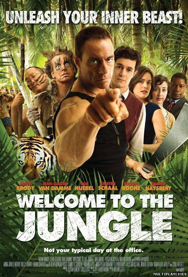 Bienvenido a la jungla / Welcome to the Jungle (2013)