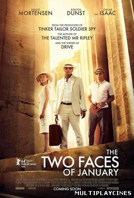 Las dos caras de Enero /  The two faces of January (2014)