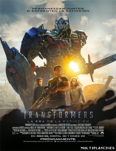 Transformers: La era de la extinción / Transformers: Age of extinction (2014)