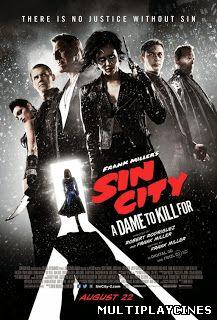 Ver Sin City: Una dama por la que matar / A Dame to Kill For (2014) Online Gratis