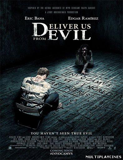 Líbranos del mal  / Deliver Us From Evil  (2014)