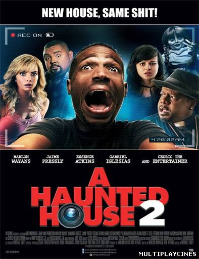Ver A Haunted House 2 (2014) Online Gratis