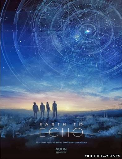 Earth to Echo (Llamando a Ecco) (2014)