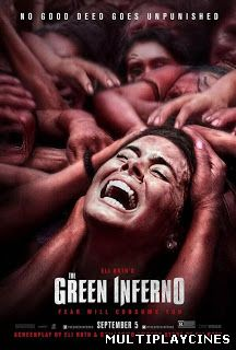 Ver The green inferno (2014) Online Gratis