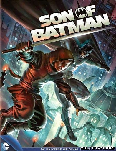 Ver Son of Batman (El hijo de Batman) (2014) Online Gratis