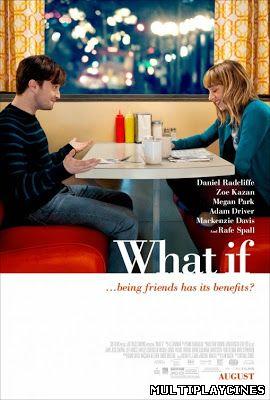 Amigos de más / What if / Sólo amigos (2014)