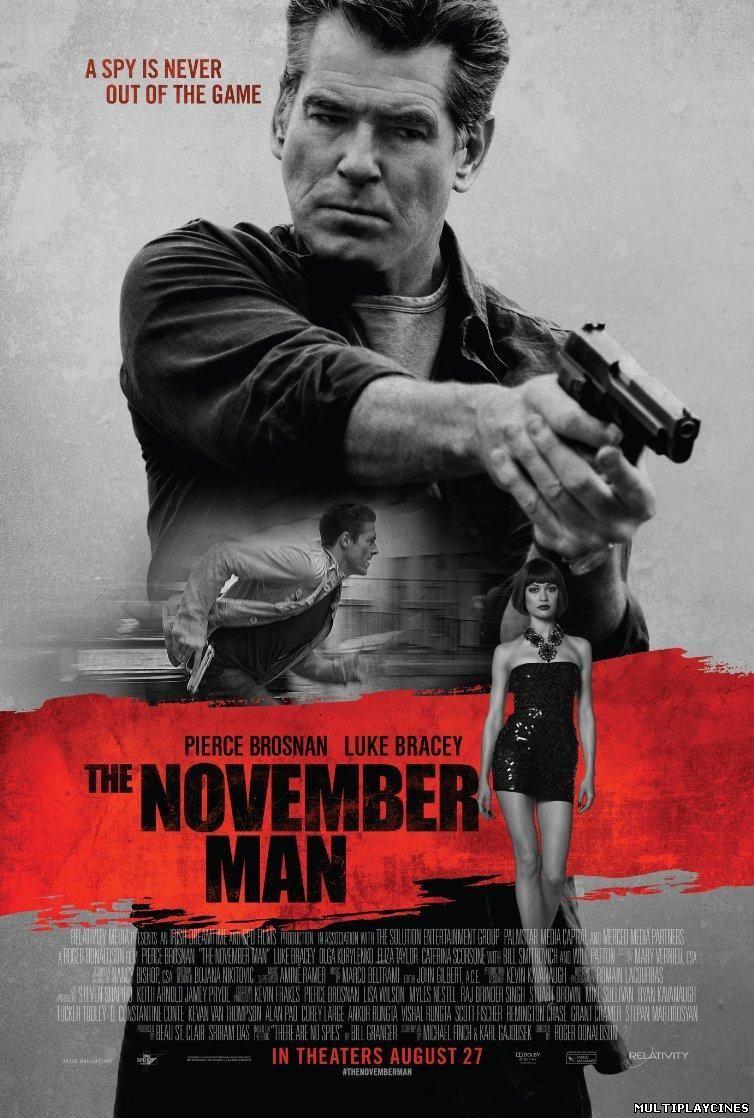The November Man (La conspiración de noviembre) (2014)