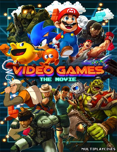 Ver Video Games: The Movie (2014) Online Gratis