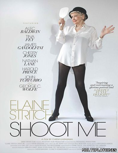 Ver Elaine Stritch: Shoot Me (2013) Online Gratis