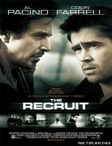 Ver The Recruit (El Discípulo) (2003) Online Gratis
