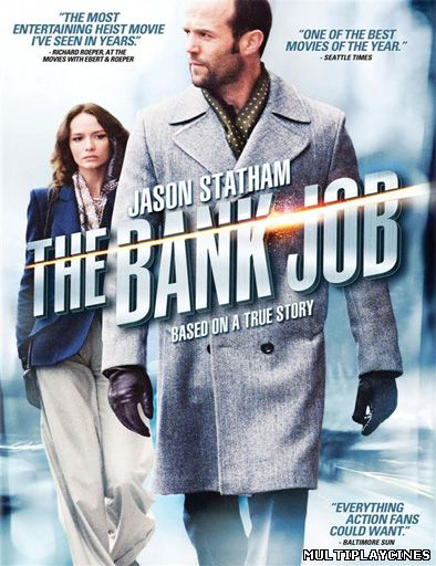 Ver The Bank Job (El Robo del siglo) (2008) Online Gratis