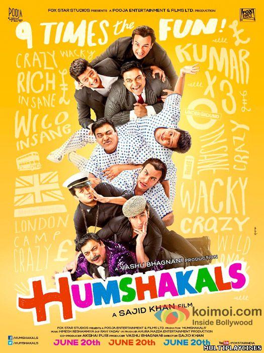Ver Humshakals (2014) Online Gratis