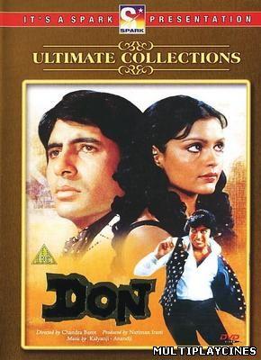Ver Don (1978) Amitabh Bachchans Filmes Online Gratis