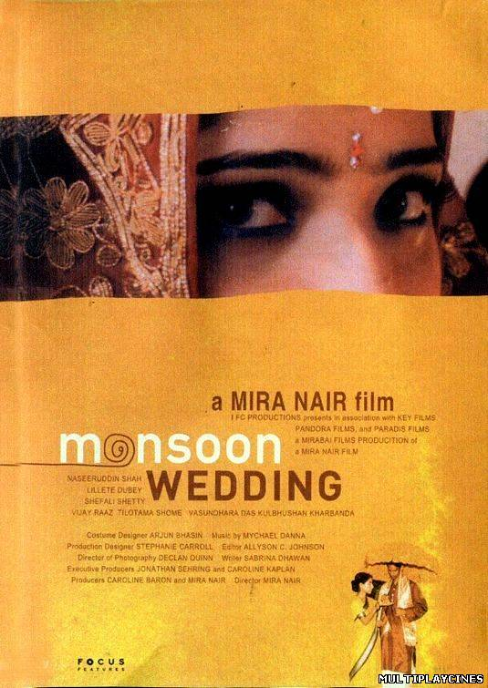 Ver La Boda Del Monzon / Monsoon Wedding (2001) Online Gratis