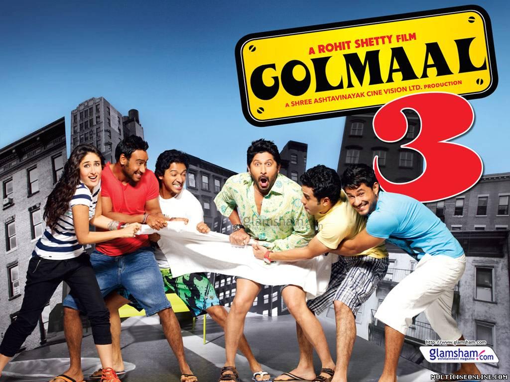 Ver Goolmal 3 (2010) Online Gratis