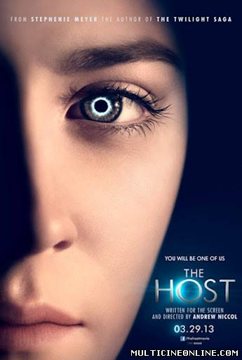 Ver The Host (La huesped) (2013) Online Gratis